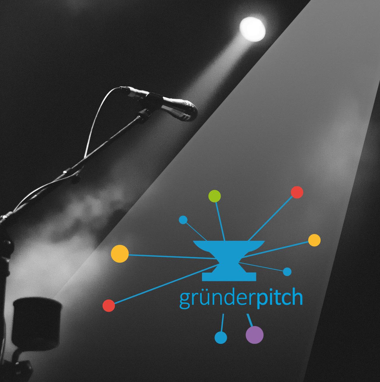 Gründerpitsch-Quadrat