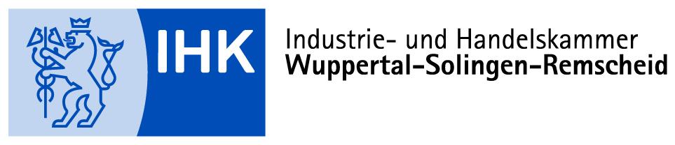 IHK_Logo- tif Wuppertal